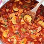 chicken ratatouille 3 150x150 One Pot Chicken Ratatouille Recipe