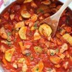 chicken ratatouille 3 150x150 One Pot Chicken Ratatouille Recipe