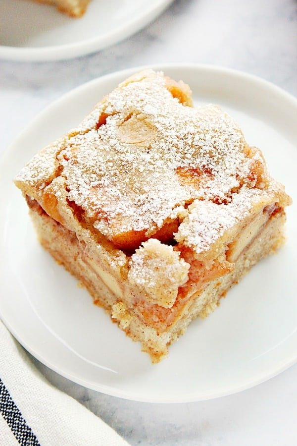 cinnamon apple cake A Cinnamon Apple Cake Recipe