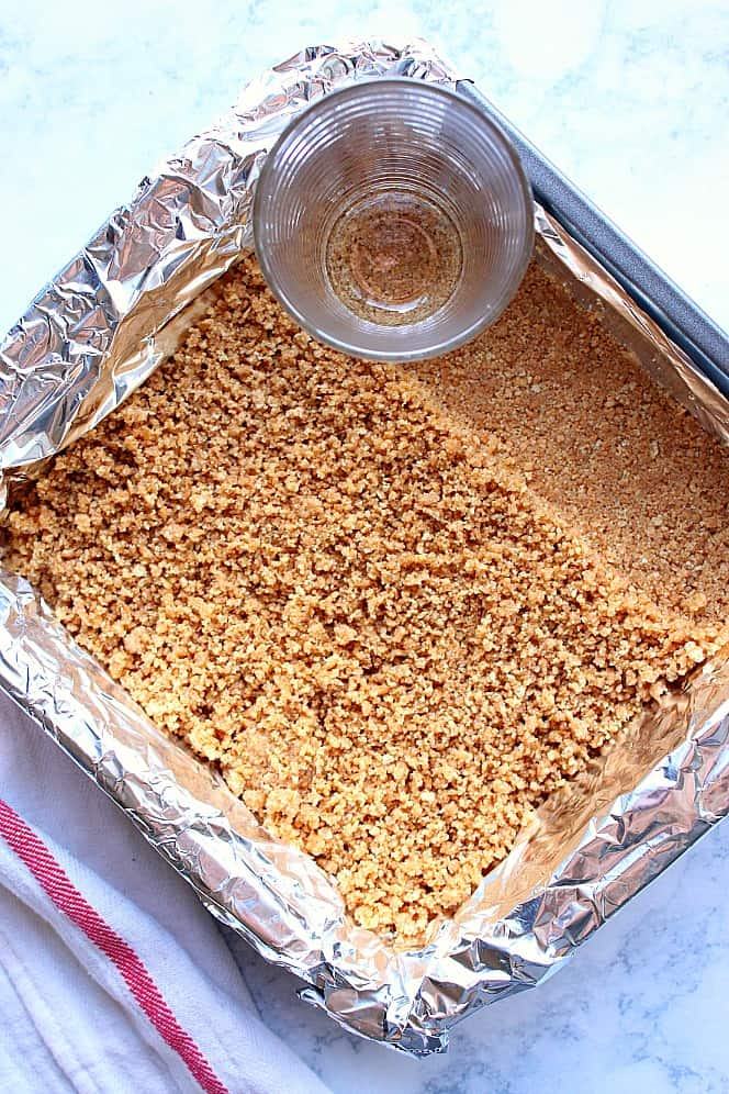 graham cracker crust how to 2 Pumpkin Lush Dessert Recipe