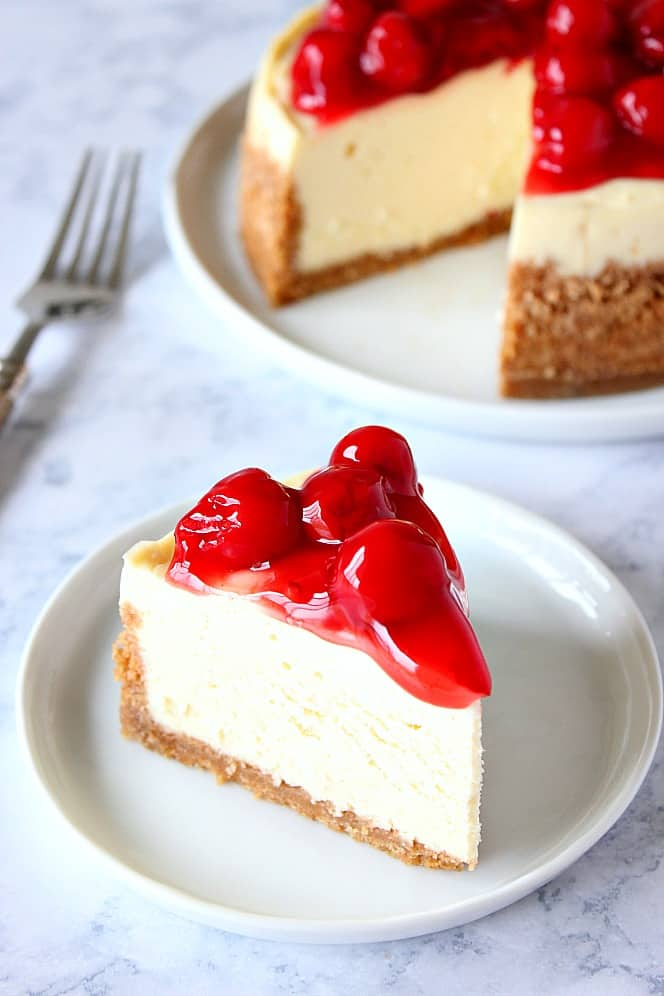 instant pot cherry delight cheesecake 1 Instant Pot Cherry Delight Cheesecake Recipe