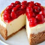 instant pot cherry delight cheesecake 5 150x150 Instant Pot Cheesecake Recipe