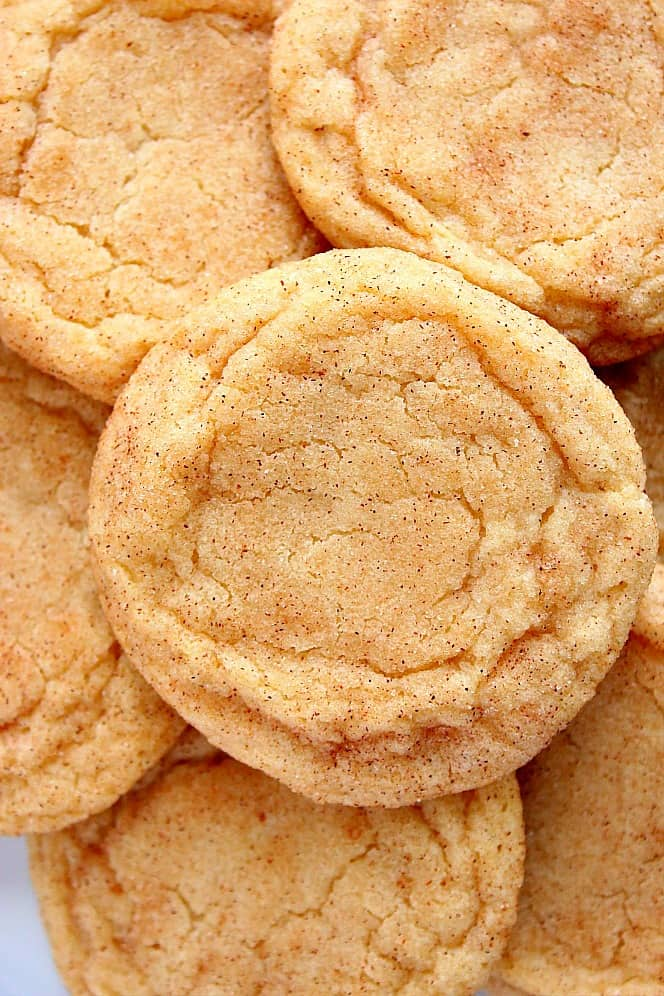 the best snickerdoodles 1a The Best Chewy Snickerdoodles Recipe