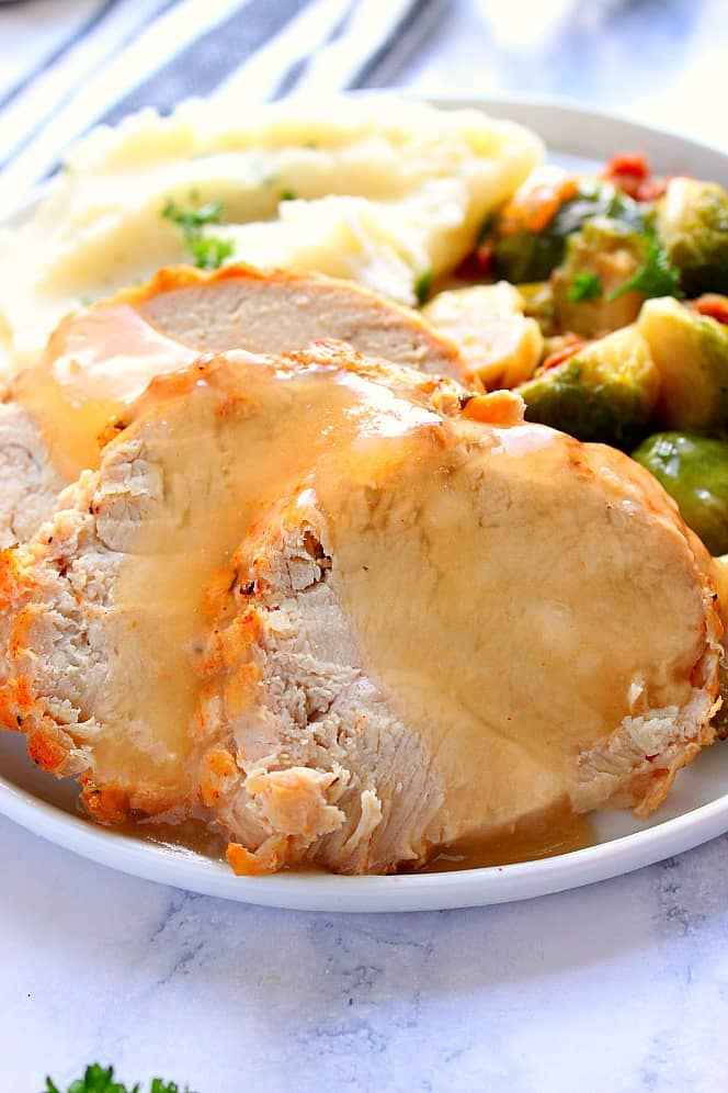 Instant Pot Boneless Turkey Breast 7 The Best and Easy Holiday Dinner Recipes