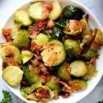 instant pot bacon Brussels sprouts 2 150x150 Instant Pot Bacon Brussels Sprouts Recipe
