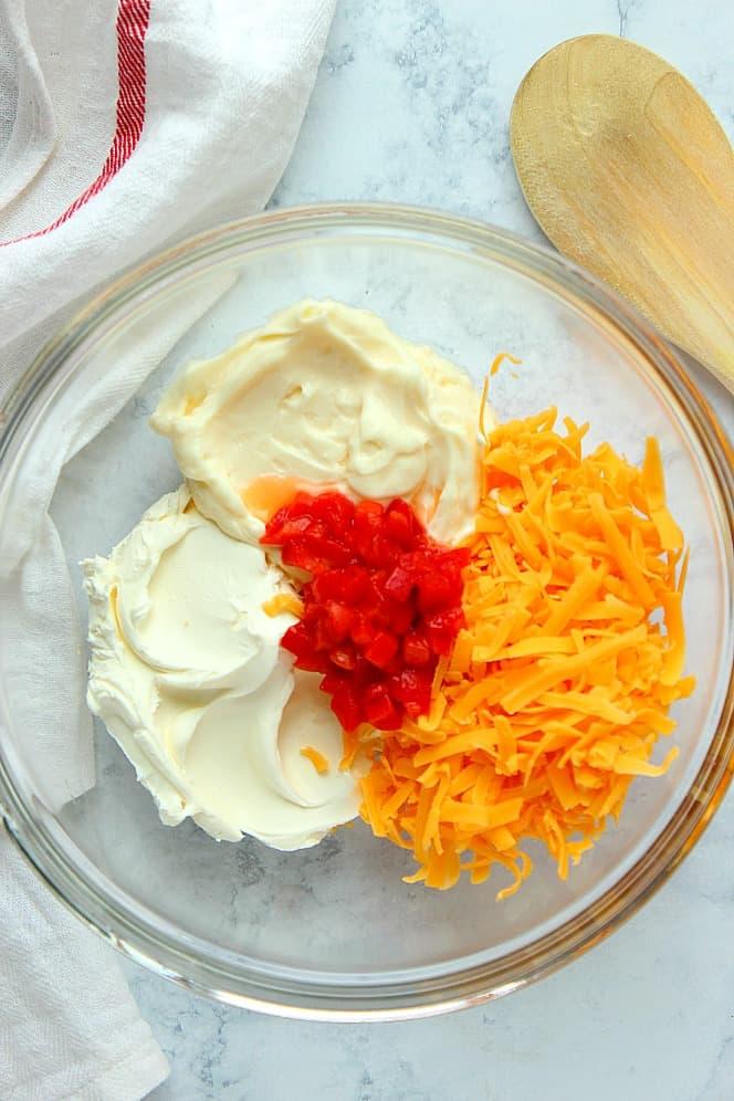 pimento cheese spread ingredients Pimento Cheese Spread Recipe