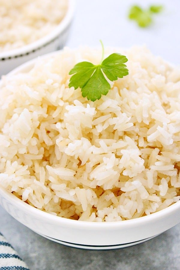 Instant Pot Fluffy Rice A Instant Pot Rice