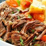 Instant Pot Pot Roast with vegetables A 150x150 Instant Pot Pot Roast