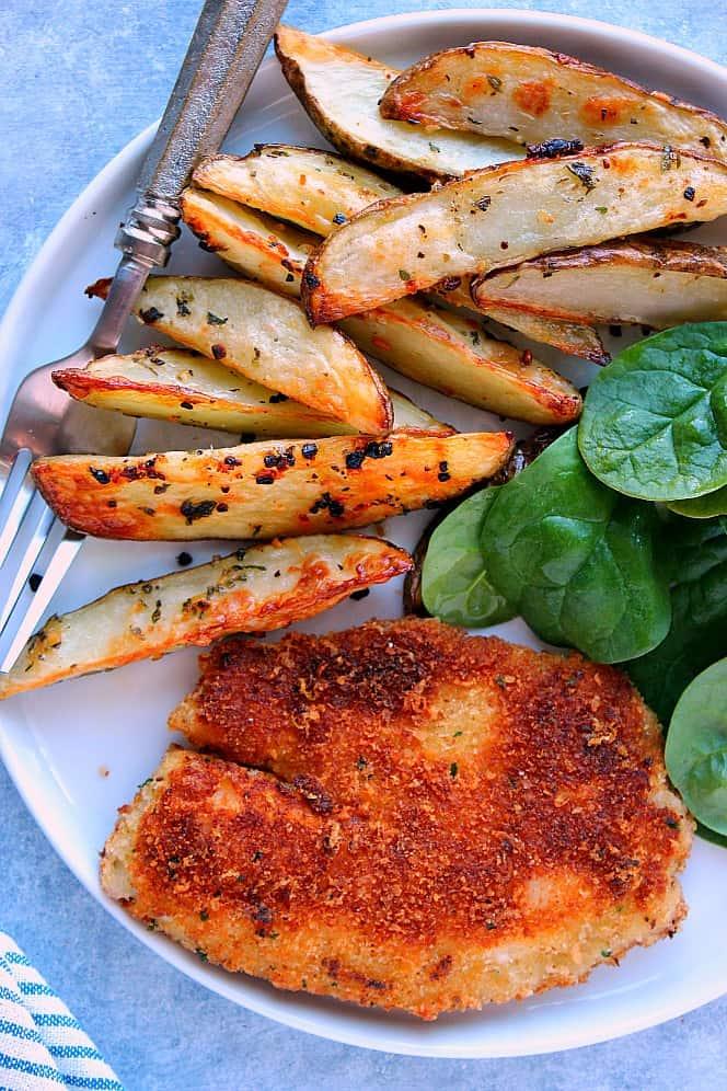 crispy Parmesan tilapia 2 Crispy Parmesan Tilapia Recipe