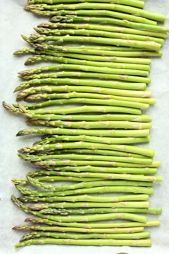 asparagus 1 Best Ever Roasted Asparagus Recipe