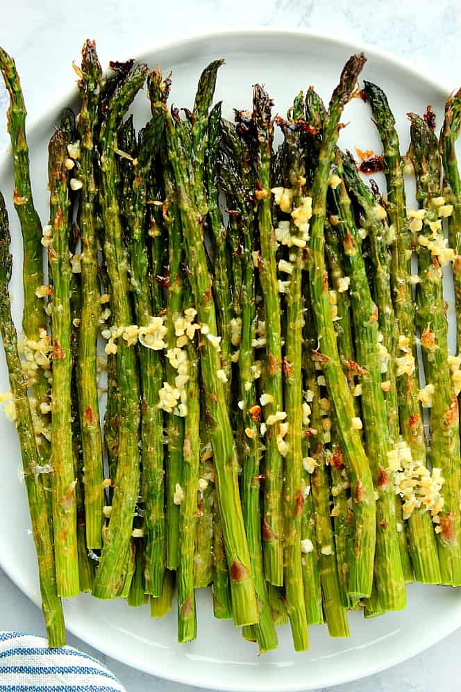 perfect roasted asparagus Best Ever Roasted Asparagus Recipe