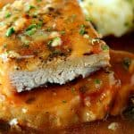 smothered pork chops 1 150x150 Instant Pot Smothered Pork Chops Recipe