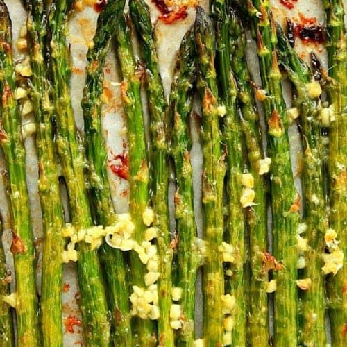 Best Roasted Asparagus Crunchy Creamy Sweet