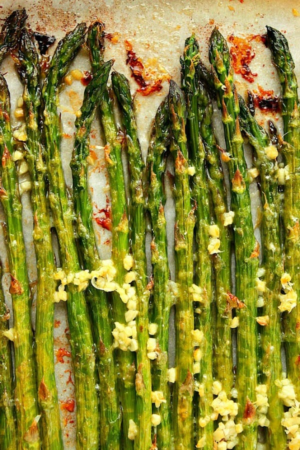 Best Roasted Asparagus Crunchy Creamy Sweet