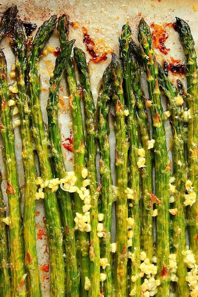 the best roasted asparagus Roasted Asparagus