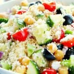 Mediterranean couscous salad 2 150x150 Mediterranean Couscous Salad Recipe