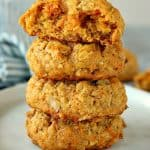 carrot oatmeal cookies A 150x150 Oatmeal Carrot Cookies Recipe