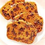 pumpkin bread feat 2 150x150 Pumpkin Chocolate Chip Bread