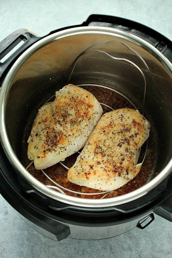 IP chicken breast C Easy Instant Pot Chicken Breast