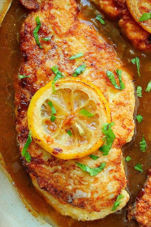 chicken francese A Chicken Francese