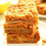 apple pie bars Ca 150x150 Easy Apple Pie Bars
