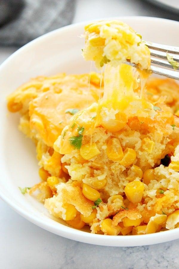 corn casserole 1 Sweet Corn Casserole