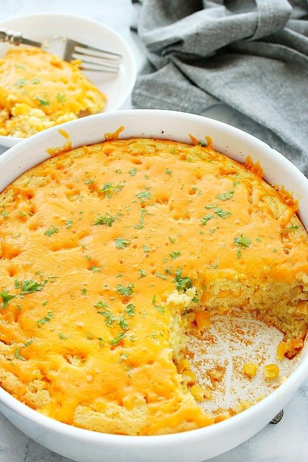 corn casserole C Sweet Corn Casserole