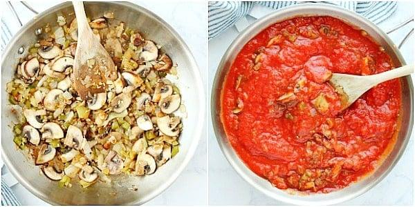 eggplant lasagna step 1 aCollage Eggplant Lasagna