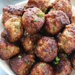 Greek meatballs A 150x150 Greek Meatballs
