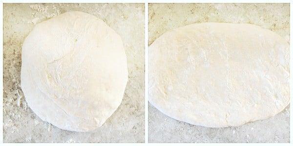 focaccia step 4a Easy Focaccia Bread