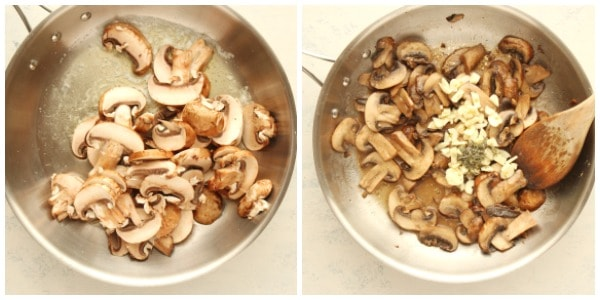 how to make sauteed mushrooms Sauteed Mushrooms