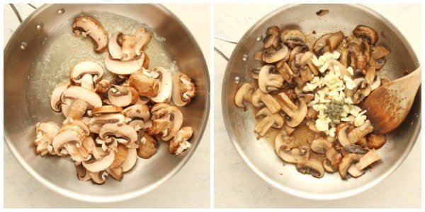 how to make sauteed mushrooms Sauteed Mushrooms