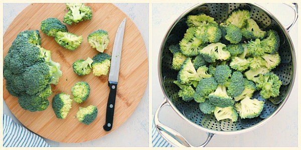 steamed broccoli how to How to Steam Broccoli