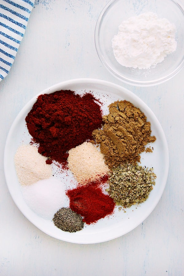 taco seasoning ingredients A Taco Seasoning Recipe