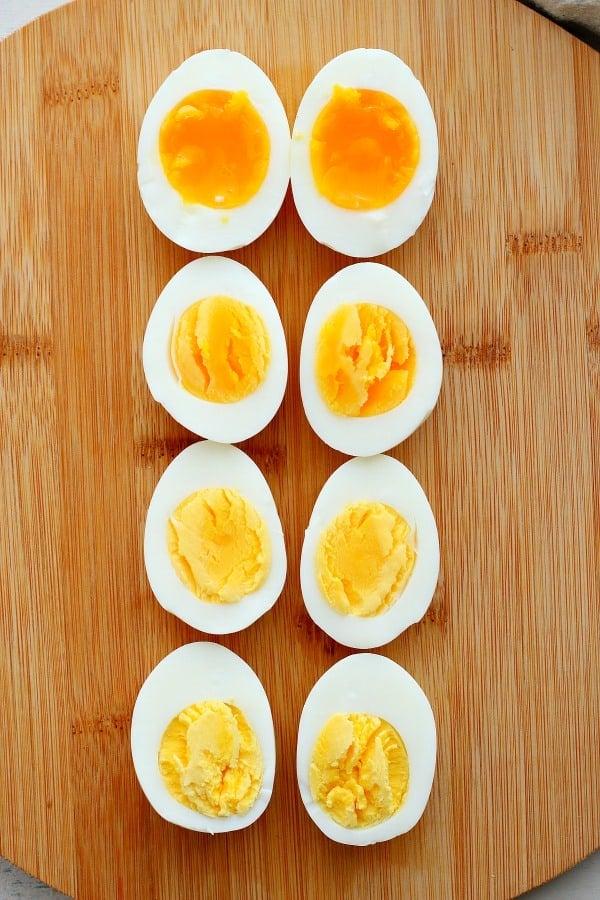 boil eggs B How to Boil Eggs