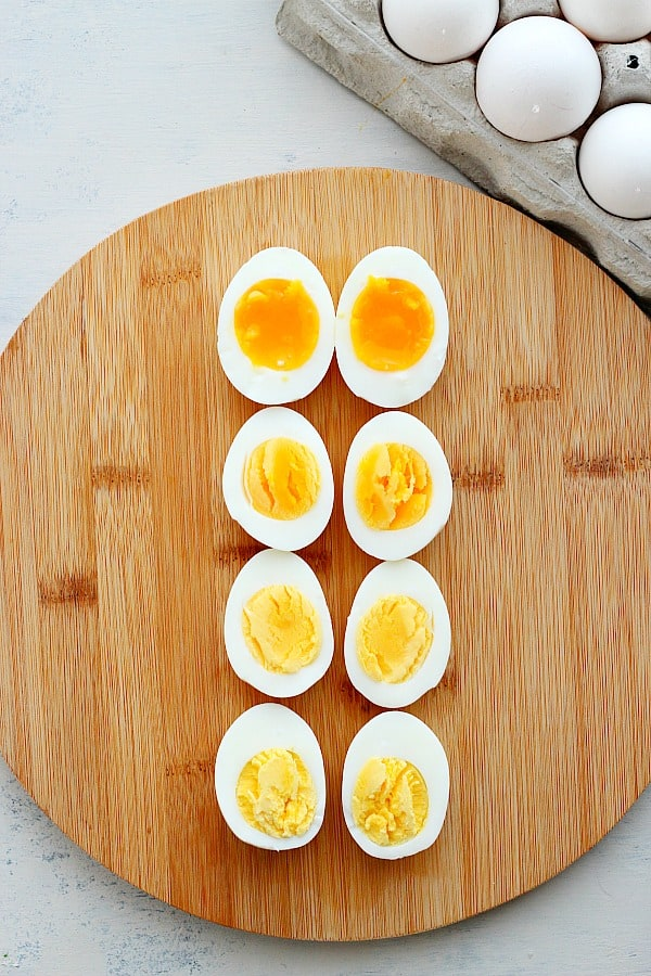 boiled eggs A How to Boil Eggs
