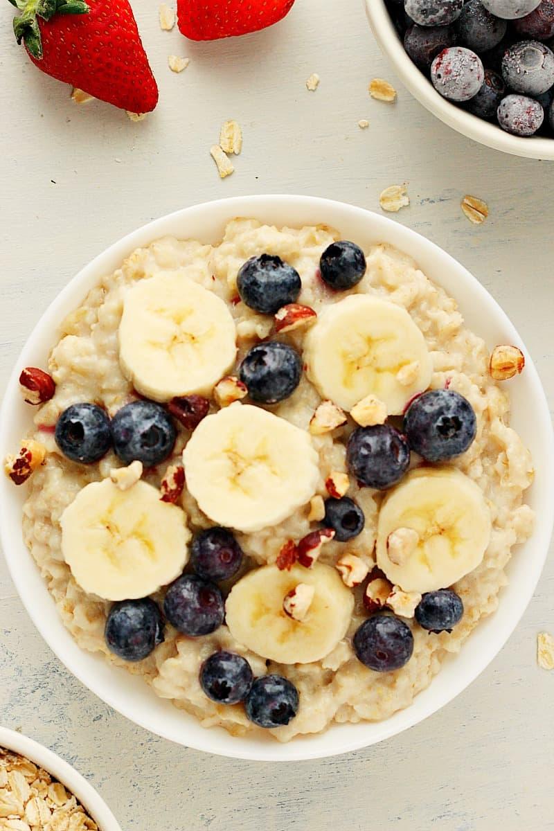 IP oatmeal D Instant Pot Oatmeal