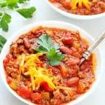 chili 1A 150x150 Wendys Chili Copycat Recipe