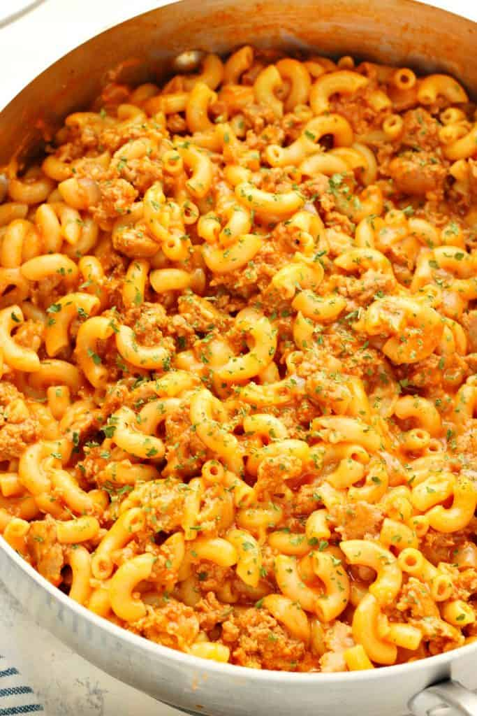 hamburger helper 1 683x1024 Homemade Hamburger Helper