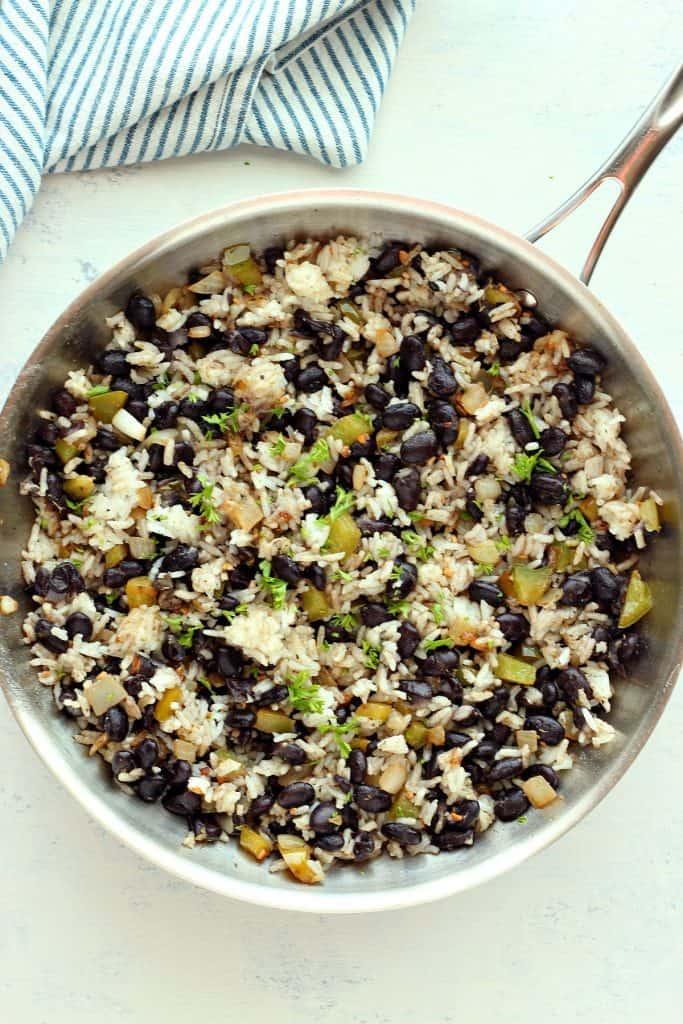 black beans and rice C 683x1024 Black Beans and Rice