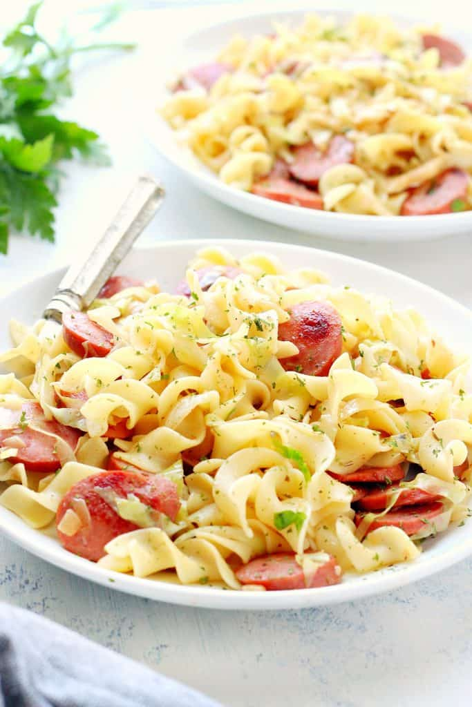 cabbage and noodles B 683x1024 Cabbage and Noodles