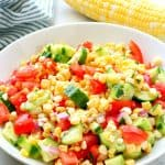 fresh corn salad B 150x150 Fresh Corn Salad