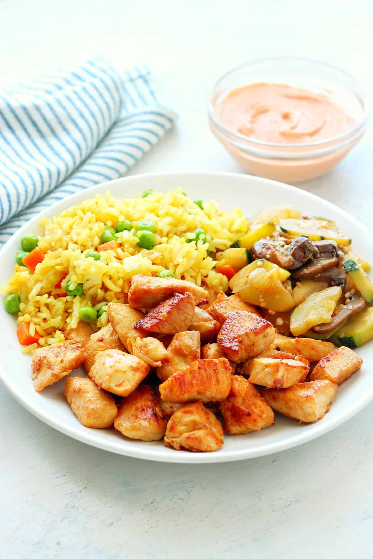 hibachi chicken A Easy Hibachi Chicken
