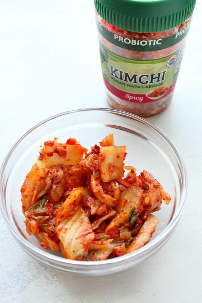 kimchi in a bowl 683x1024 Kimchi Fried Rice