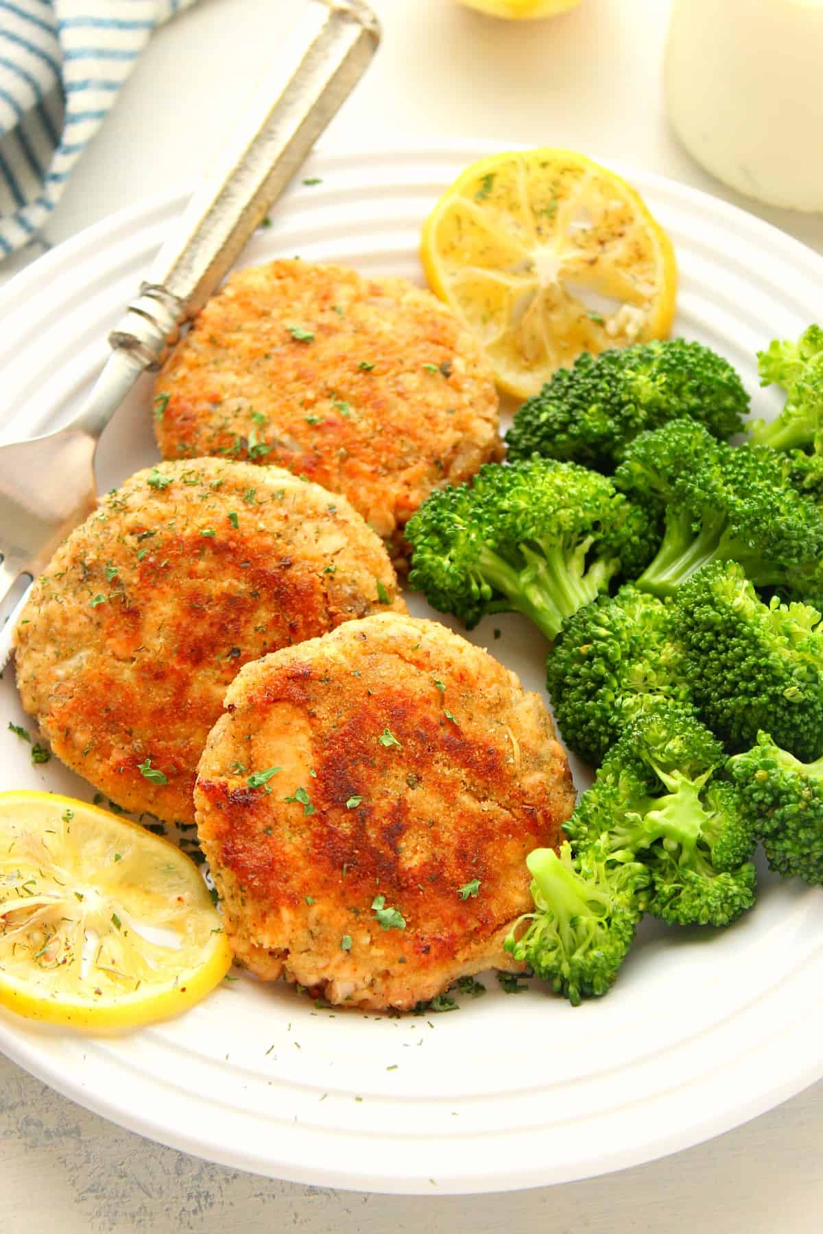 salmon patties A Best Salmon Patties