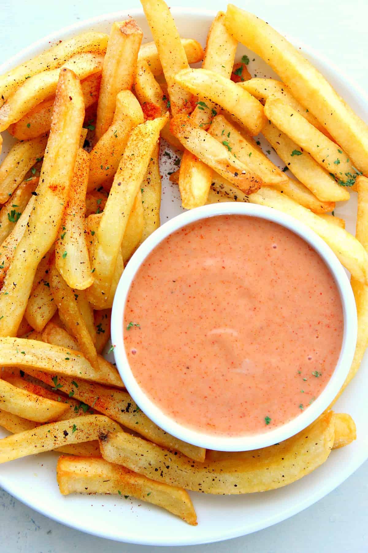 fry sauce B Fry Sauce Recipe