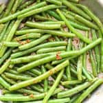 sauteed green beans A 150x150 Sauteed Green Beans