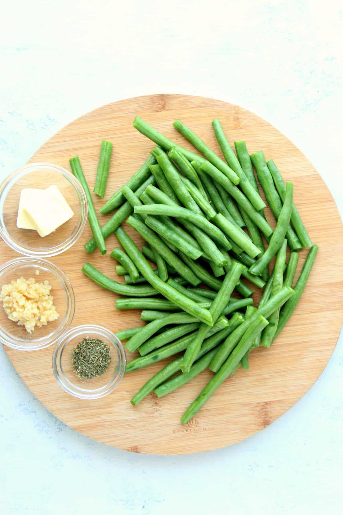 sauteed green beans ingredients Sauteed Green Beans