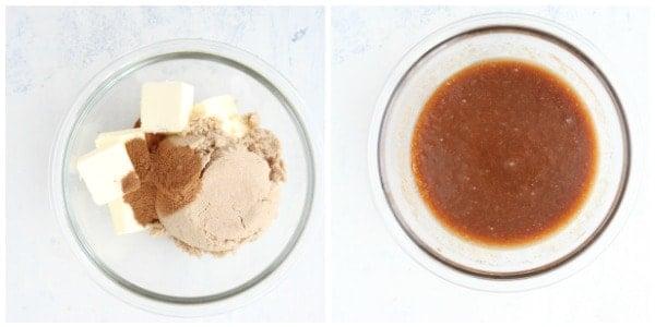 Batatas-doces cristalizadas etapa 1 Batatas-doces cristalizadas