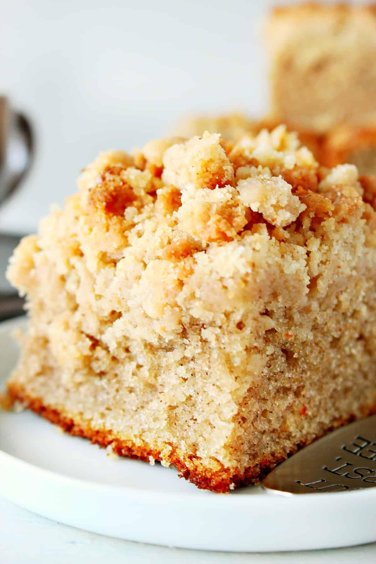 easy crumb cake B Easy Crumb Cake